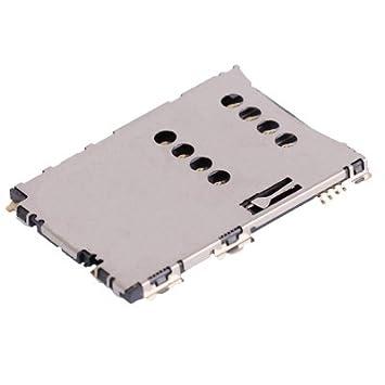 Piezas de repuesto de teléfonos móviles, Ranura para tarjeta SIM + ...
