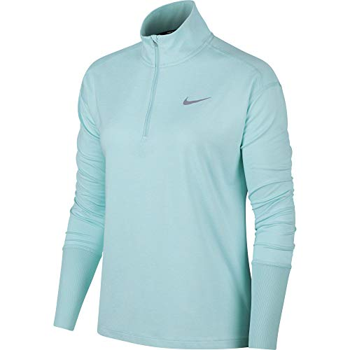 Tropical Mujer Nike Nk refle T teal Sleeved Hz W Elmnt Tint Top shirt Long Twist zTFwg
