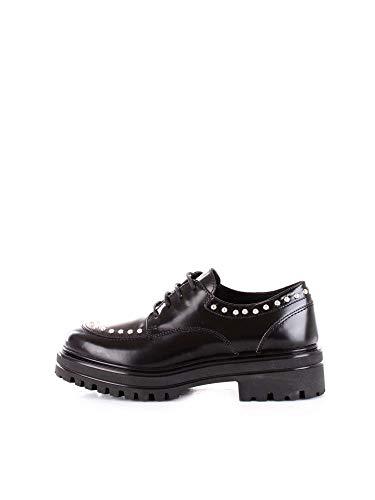 Lacets Sport Noir À Chaussures Cuir Janet Femme Linda42759f273 w60qxzwT1