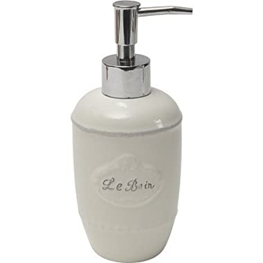 Le Bain Stoneware Bath Soap Dispenser