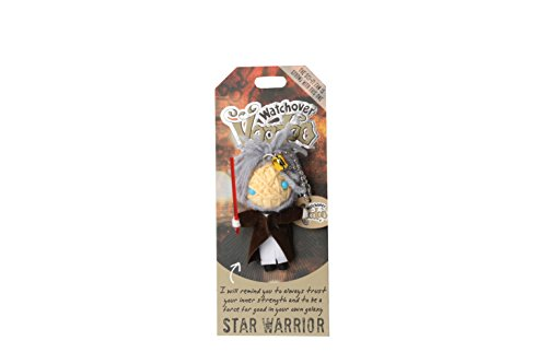 Watchover Voodoo Star Warrior Toy for $<!--$7.99-->