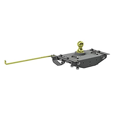 B&W Trailer Hitches Gooseneck Hitch Turnoverball, 2020 Ram 2500 and 3500 Trucks GNRK1320: Automotive
