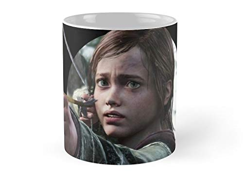 Ellie'S Bow The Last Of Us 11oz Mug - Great gift for family and friends. (Ellie From The Last Of Us Drawing)
