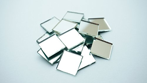 1 square mirror mosaic tile. 100 pcs