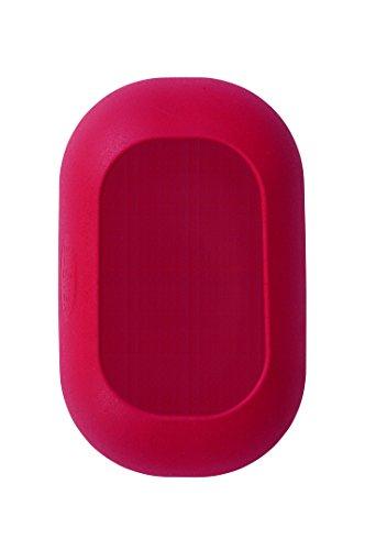 Image of Kruuse Buster Incredibowl, Large/68 oz, Magenta Red