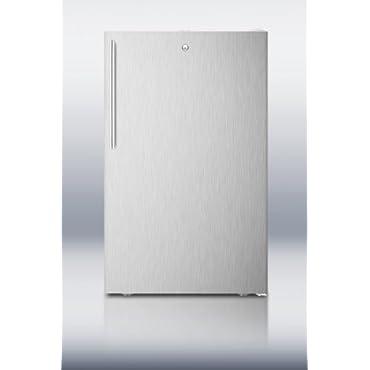 Summit FF511LBISSHVADA 4.1 cu. ft. ADA Compliant Compact Refrigerator