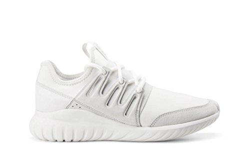 adidas AQ6722 Men Tubular Radial White