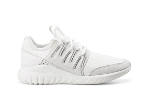 adidas Tubular Radial Mens in Crystal White, 13