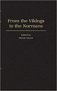 Book From the Vikings to the Normans (Short Oxford History of the British Isles)