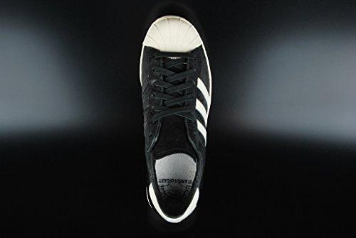 x Dassler Black Adi adidas Consortium Anniversary Black White Superstar Trainer 10th 80s E5qx5dnpPw