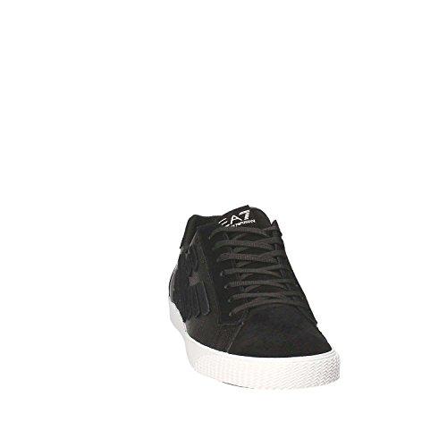Ea7 emporio armani 248008 7A299 Sneakers Uomo Nero 38-2 Confiable En Línea Barata El Precio Más Bajo 3RsGwvuxrY