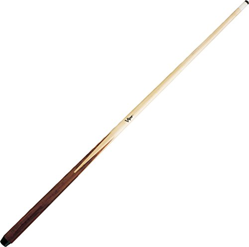 "Viper Commercial/House 57"" 1-Piece Canadian Maple Billiard/Pool Cue, 21 Ounce"