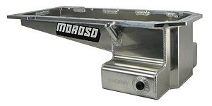 Moroso Oil Pan - 300 - 21161 - ALL