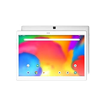 Image of ALLDOCUBE X Tablet PCs, 10.5 inch Super AMOLED Screen, 2560x1600, 4GB RAM, 64GB ROM, Android 8.1, 8MP/8MP Camera, Silver
