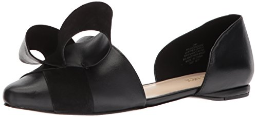 Black Shoreside Leather Black Leather Women's Nine West Pump nTxWYqAEgw