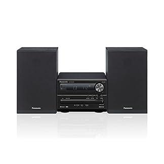 Panasonic SC-PM250EG-K Micro-mit HiFi-System (Bluetooth, CD, UKW, 20 W RMS) schwarz 6
