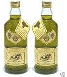 Frantoia Extra Virgin Olive Oil, 2X1 Liter; Italian, Barbera
