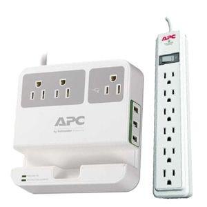 APC Surge Protector Bundle - P3U3P66 (Apc Bundle)