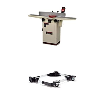 Jet Jj 6hhdx 6 Inch Long Bed Helical Head Jointer With Jmb Umb Universal Mobile Base Amazon Com
