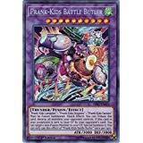 Yu-Gi-Oh! Singles - Prank-Kids Battle Butler - HISU-EN019 - Secret Rare - 1st Edition - Hidden Summoners