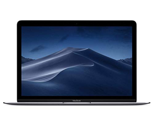 "Apple MacBook (12"", 1.3GHz dual-core Intel Core i5, 8GB RAM, 512GB SSD) - Space Gray"
