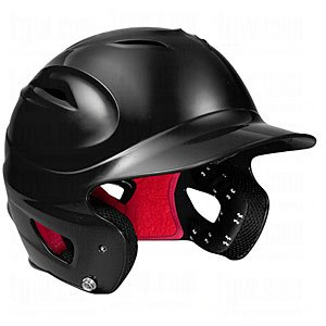 Under Armour Adult Sized Batting Helmets Large(7 1/4-7 3/8) Black by Under Armour