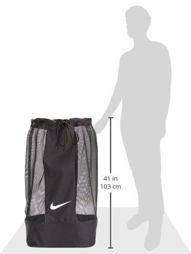 49090f2e6a Jual Nike Unisex Nike Club Team Swoosh Ball Bag  BLACK  (OS ...