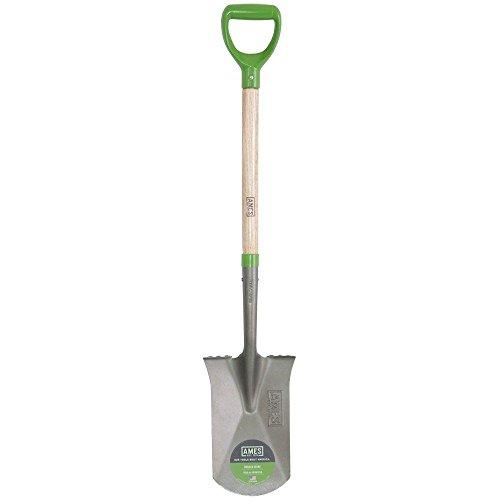 - The Ames Companies, Inc 2593800 Hardwood Handle Garden Spade