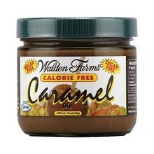 Walden Farms Calorie Free Caramel Dip 12 Oz -Pack of 6 by Walden Farms
