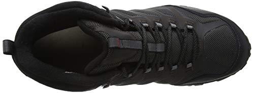 Black De black Thermo Randonnée Ice Merrell Chaussures Homme Hautes Fst Noir Moab FqPwZP