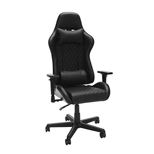 RESPAWN 100 Racing Style Gaming Chair, in Black