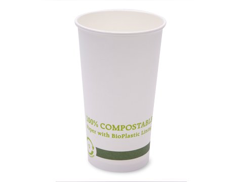 World-Centrics-100-Biodegradable-100-Compostable-Paper-PLA-Lined-20-Ounce-Coffee-Cup-Package-of-200