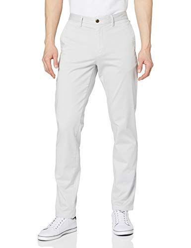 Tommy Hilfiger Herren Denton Th Flex Satin Chino Gmd Hose