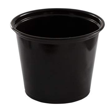 Empress Plastic Portion Cup Case of 2,500