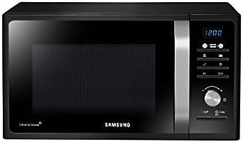 Samsung MG23F301TCK Forno a Microonde 800 W, Grill 1100 W