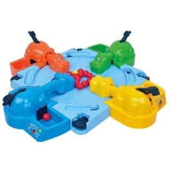 jupesa Juego Hippo COMEBOLAS importacion: Amazon.es: Juguetes y juegos