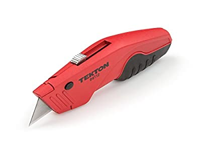 TEKTON Quick-Change Retractable Utility Knife