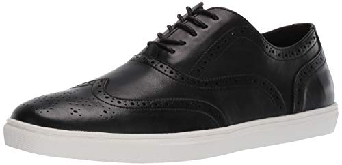 Unlisted by Kenneth Cole Men's Stand Sneaker G, Black, 13 M US