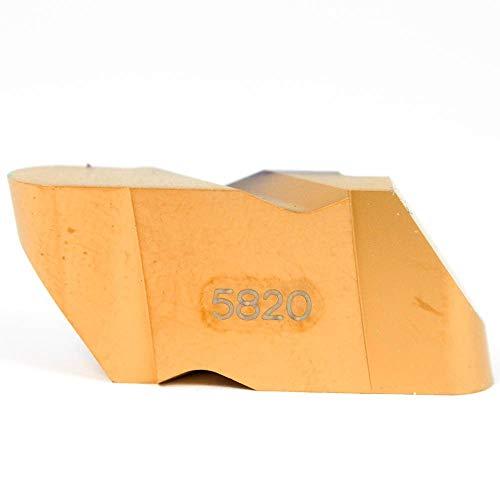(Walter-Valenite Carbide Grooving Insert VLR 4 125R VP5820-8 Pack)