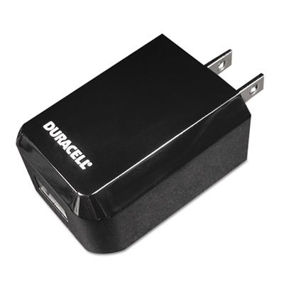 Wall Charger for USB Devices, No Cable Included, Sold as 1 Each