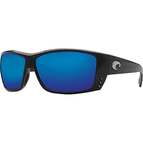 Costa Del Mar Cat Cay 400G Cat Cay, Black Blue Mirror, Blue - Makes Lenses Polarized Best Who The