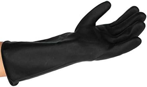 Gants de Travail en Latex Caoutchouc Long Matériel Équipement de