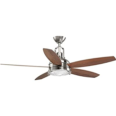"Progress Lighting P2568-0930K Kudos 52"" Ceiling Fan"