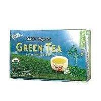 2 Packs Prince of Peace Organic Green Tea 100 Tea Bags
