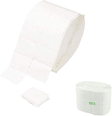 Iulove 500 toallitas de algodón para Quitar Esmalte de uñas de Gel acrílico: Amazon.es: Hogar