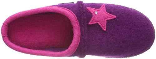 Pantofole Donna beere Rosa 24 Nanga Star B5xqnY