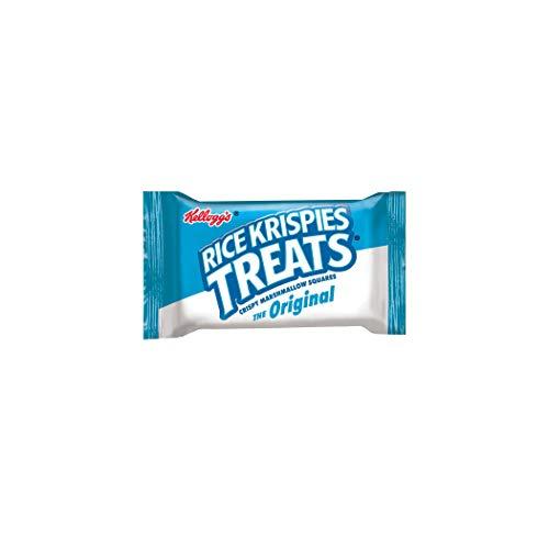 Kellogg's Rice Krispies Treats, Mini Squares, Crispy Marshmallow Squares, Original, Bulk Size (Pack of 600, 0.39 oz Bars) by Rice Krispies (Image #3)