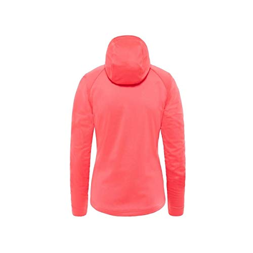 Face ATOMIC Felpa Cappuccio North con PINK T93bro The Donna fwq5HxByO