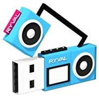 Ryval CUSB-25 Ghetto Blaster 8 GB USB Stick