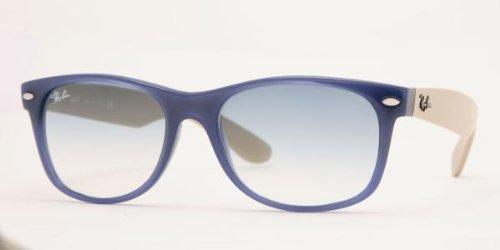 Ray-Ban Gafas de sol RB2132 New Wayfarer - 725/3F: Azul ...